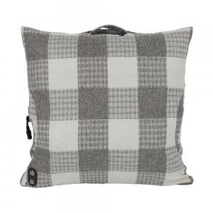 China Air Mesh Fabric Kneading Massage Cushion , Shiatsu Massage Cushion One Button Control wholesale