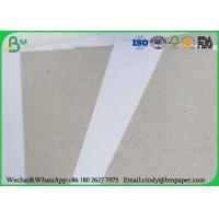 China Sheet Packing White Coated Duplex Board Grey Back 230g 250g For Gift Box wholesale