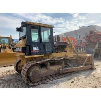 China Caterpillar D6G Second Hand Bulldozers , Used Cat D6D Crawler Bulldozer wholesale