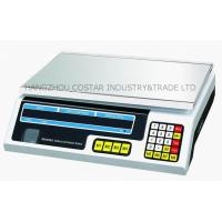 Buy cheap price computing scale max 30KG from wholesalers