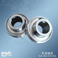 China ball bearings for sale  Chrome steel GCR15 insert ball bearings SB204-12   spherical bearings    SB200 series bearings wholesale