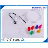 China BM-5403 High Quality Best Selling Medical PVC Transparent Medical Venturi Oxygen Facial Mask on sale