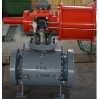 China Split Body Pipeline Ball Valve for Natural Gas / Electric Power / Pump Stations wholesale