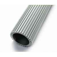 China Building Hardware Aluminum Heatsink Extrusion Profiles With Shape Customized on sale