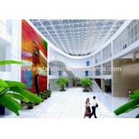 Light Gauge Large Span Roof Structures Easy Assembly , Customized Design