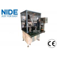 China Automatic Needle Winding Machine for BLDC Stator , Two Working Stations wholesale