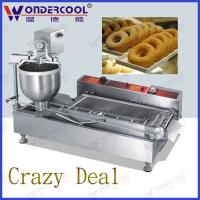China commercial electric automatic mini baked donut maker machine industrial donuts machine on sale