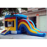 China Inflatable Bouncer combo / Bouncer and slide combo / inflatable castle slide  combo wholesale
