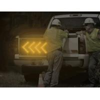 China Alu. Traffic Arrow Mat Workzone Super Bright LED Lighted Arrow Sign wholesale
