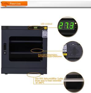 China LED Control Electronic Humidity Desiccator Camera Dry Cabinet / Electronic Dry Cabinet wholesale