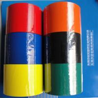 China corrosion resistance PVC thermal insulating tape , heat resistant tape wholesale
