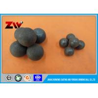 Buy cheap 20mm-150mm Steel Forged Grinding Ball Media for Mineral Grinding Process from wholesalers