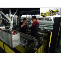 Buy cheap HDPE LDPE LLDPE 5 Layers Bubble Wrap Making Machine 38CRMOLA Screw Material , Polyethylene Bubble Film from wholesalers