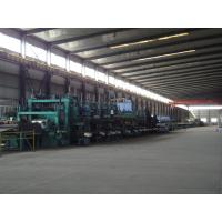 China Cold Rolled Steel Strips Tube Making Machine With Online Finish wholesale