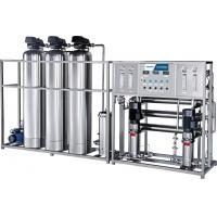 China First-Level And Second-Level Reverse Osmosis Water Treatment + EDI Device wholesale
