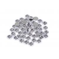 China Strong Glue Korea Loose Hotfix Rhinestones Lead Free Round Shape For Dress wholesale