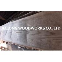 China Thin Ash Sliced Crown Cut Wood Veneer Sheet Hardwood Veneer Plywood wholesale