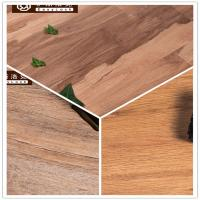 China 3W Avoid Glue/Interlocking/Environmental Protection/Home DecK/Wood Grain PVC Floor(6-8mm) wholesale