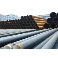 China High yield API 5L PSL1/PSL2 X80 SSAW 3PE/FBE coating Pipe ISO 3183 L555 Oil Gas Water transport Spiral Steel Pipe on sale