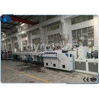 China CPVC Pipe Making Machine Production Line Double Screw High Production Efficiency wholesale
