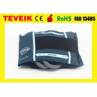 China Datex Reusable 002774 Nylon Blood Pressure Cuff  for Adult , TPU bladder ,Double Tube wholesale