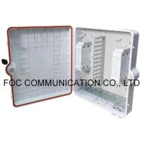 China FTTX Fiber Optic Patch Panel Terminal Box 96 Core Wall Mount And Pole Mount Application on sale