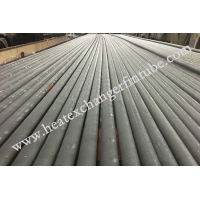 """Quality 13FPI OD1"""" Aluminum Finned Tubes For Heat Exchangers Units for sale"""