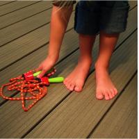 China outdoor portable co-extrusion wpc decking, CE/ISO wpc decking floor wholesale