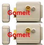China Single Door Access Electric RIM Lock Power To Unlock 140 X 116 X 35mm Long Life wholesale