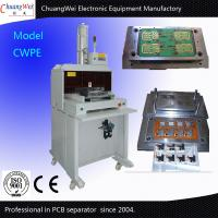 China PCB Punching Machine For Iphone 6 Plus , PCB Punch Equipment For Phone Board wholesale