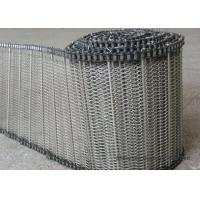China Reliable Mesh Conveyor Belt High Strength Oxidation - Proof With Custom Design wholesale