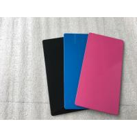 Quality Colorful Waterproof Wall Covering Panels , External Cladding Materials For Houses for sale