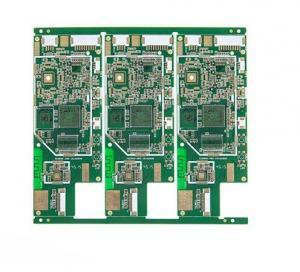 2-16Layers FR4 0.6-3.2MM  ENIG/HASL CCTV Camera PCB  With UL ROHS REACH 1-6oz