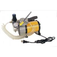 China 1/8HP ( 95w )  Mini air compressor art painting tools 1600 / 1350rpm high speed wholesale