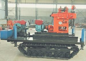 China 200 Meters Depth Portable Gk200 Iso9001 Truck Mounted Drilling Rig wholesale