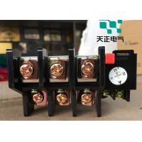 JR36 Overload Thermal Relay Overload Protection For Elevator Fittings / Electric Motors