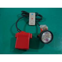 Wholesale KJ3.5LM high power LED mining safety cap lamp from china suppliers