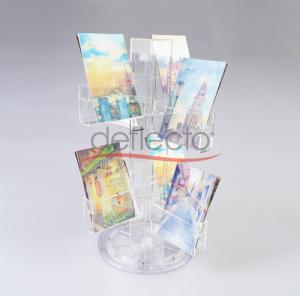 China Deflecto Acrylic Post Card Holders wholesale
