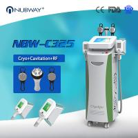 Quality Beauty Equipments Cavitaion RF Weight Loss Fat Freezing Cryolipolysis slimming machine for sale