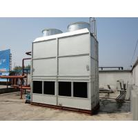China stainless steel tube 2 axial fan top side evaporative condenser on sale