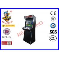China Stainless Steel Control Panel Arcade Game Machines With Pandora Jamma Board wholesale