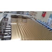 China 304 Rose Gold Stainless Steel Sheet Hotel Metal Project 304 2mm 1250MM 1500MM Width 6000mm Length Whole wholesale