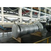 China Alloy Steel Forged Spindle Shaft Forging 100T OEM For Hydraulic Turbine wholesale