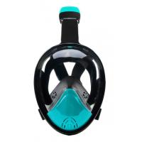 China Blue Diving Mask Full Face wholesale