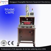 China Pneumatic PCB Punching Machine For Iphone 6 Plus Date Line Assembly wholesale