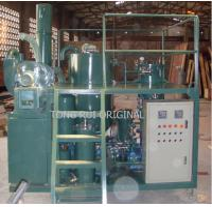 China Lubricating Oil Regeneration Machine , Small Size Oil Regeneration Machine wholesale
