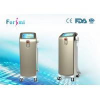 China Verticle strong cooling diode laser hair removal machine with 10L water tank wholesale