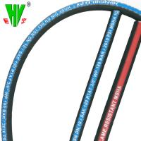 China MSHA hydraulic hose makers China provide rubber 3000 psi SAE 100 r1 hose wholesale