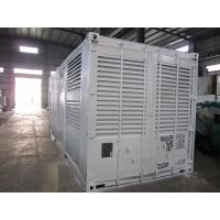 China 1250 Kva Soundproof Containerized Diesel Generators With Cummins KTA50-G3 wholesale