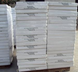 China Pvc gypsum ceiling tiles 595x595x9mm wholesale